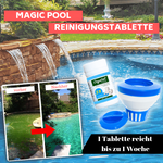 Magic Pool Reinigungstablette