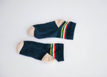 Navy Rainbow Shorty