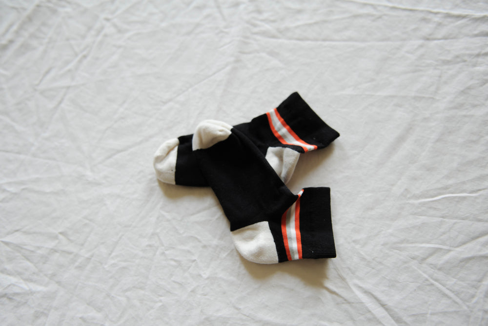 Tiger Lily Retro Stripe Shorty