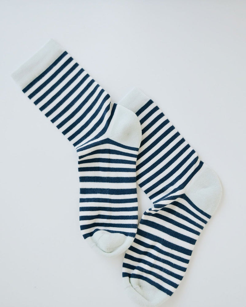 Nautical Stripe Crew