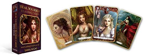 Heal Yourself Reading Cards | Oracle Cards | Ajna Jewels & Gems | Crystal Shop | Brisbane | Australia