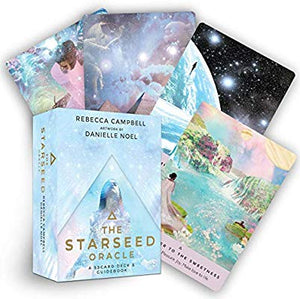 The Starseed Oracle | Oracle Cards | Ajna Jewels & Gems | Crystal Shop | Brisbane | Australia