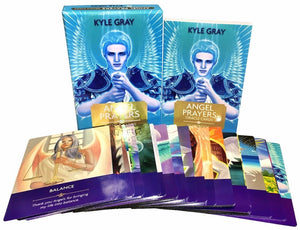 Angel Prayers | Oracle Cards | Ajna Jewels & Gems | Crystal Shop | Brisbane | Australia