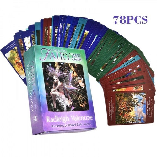 Fairy Tarot Cards | Tarot Cards | Ajna Jewels & Gems | Crystal Shop | Brisbane | Australia