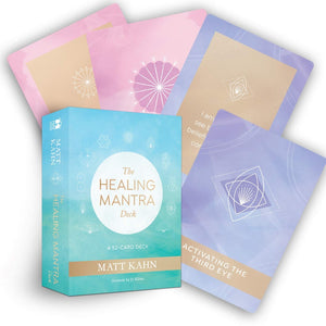The Healing Mantra | Oracle Cards | Ajna Jewels & Gems | Crystal Shop | Brisbane | Australia