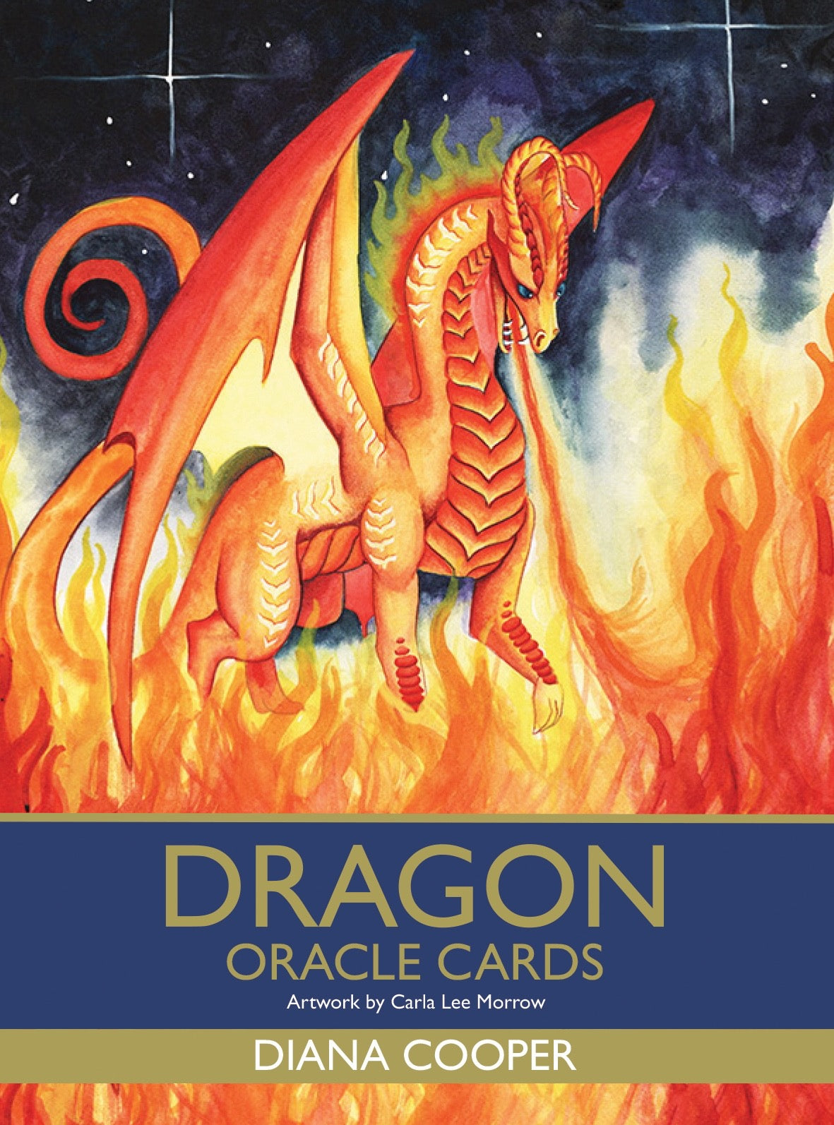 Dragon Oracle Cards | Oracle Cards | Diana Cooper