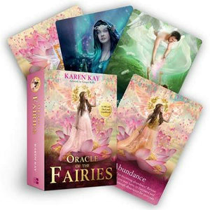 Oracle of the Fairies | Oracle Cards | Ajna Jewels & Gems | Crystal Shop | Brisbane | Australia