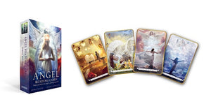 Angel Reading Cards | Oracle Cards | Ajna Jewels & Gems | Crystal Shop | Brisbane | Australia