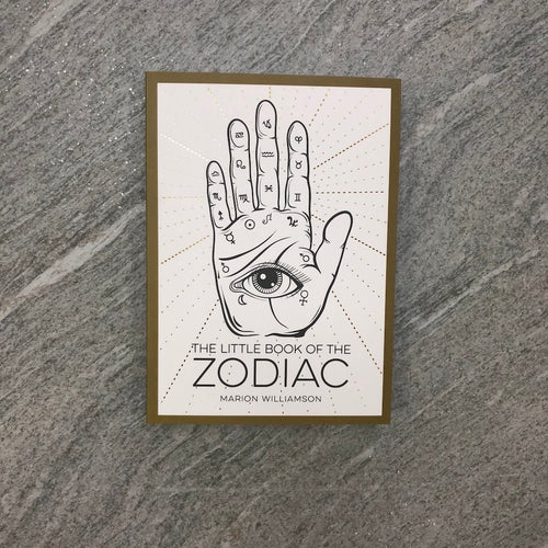 The Little Book of the Zodiac | Marion Williamson | Ajna Jewels & Gems | Crystal Shop | Brisbane | Australia