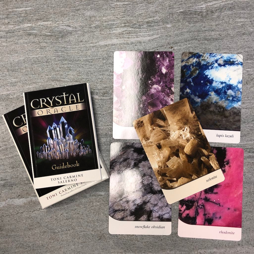 Crystal Oracle | Oracle Cards | Ajna Jewels & Gems | Crystal Shop | Brisbane