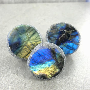 Labradorite | Ema Eggs |  Ajna Jewels & Gems | Crystal Shop | Brisbane | Australia