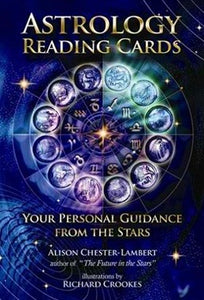 Astrology Reading Cards | Oracle Cards | Richard Crookes