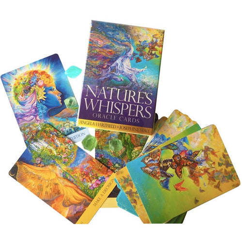 Nature's Whispers | Oracle Cards | Ajna Jewels & Gems | Crystal Shop | Brisbane | Australia
