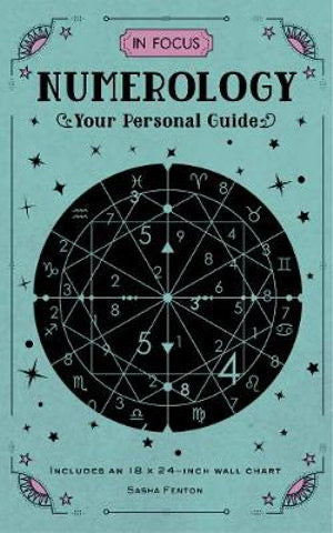Numerology Your Personal Guide | Sasha Fenton