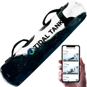Tidal Tank -up to 20kg aqua bag - Color: Black
