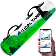 Tidal Tank - Up to 20kg aqua bag - Color: Green