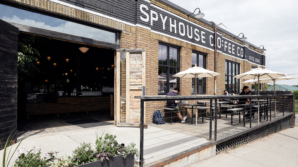 Spyhouse Northeast Broadway Cafe