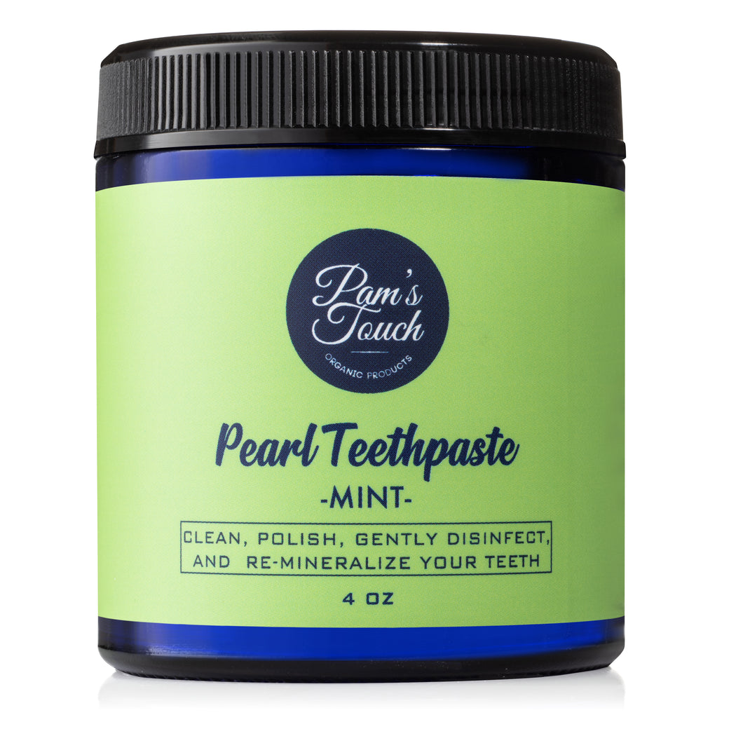 Pearl Teethpaste (Mint)