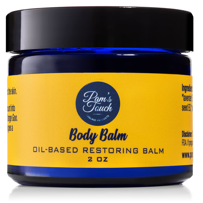 Pam's Touch Body Balm