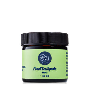 Travel-size Pearl Teethpaste (mint)