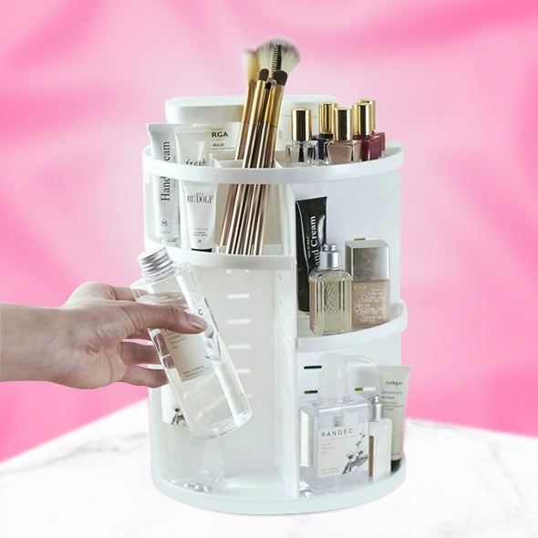 360º BEAUTY ORGANIZER