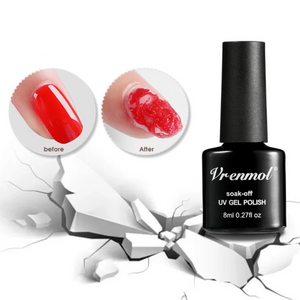 Magic Gelpolish Remover + Gratis Tool