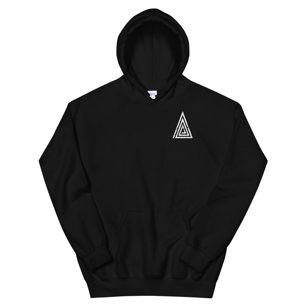 Chase the Apex - Double Sided Hoodie