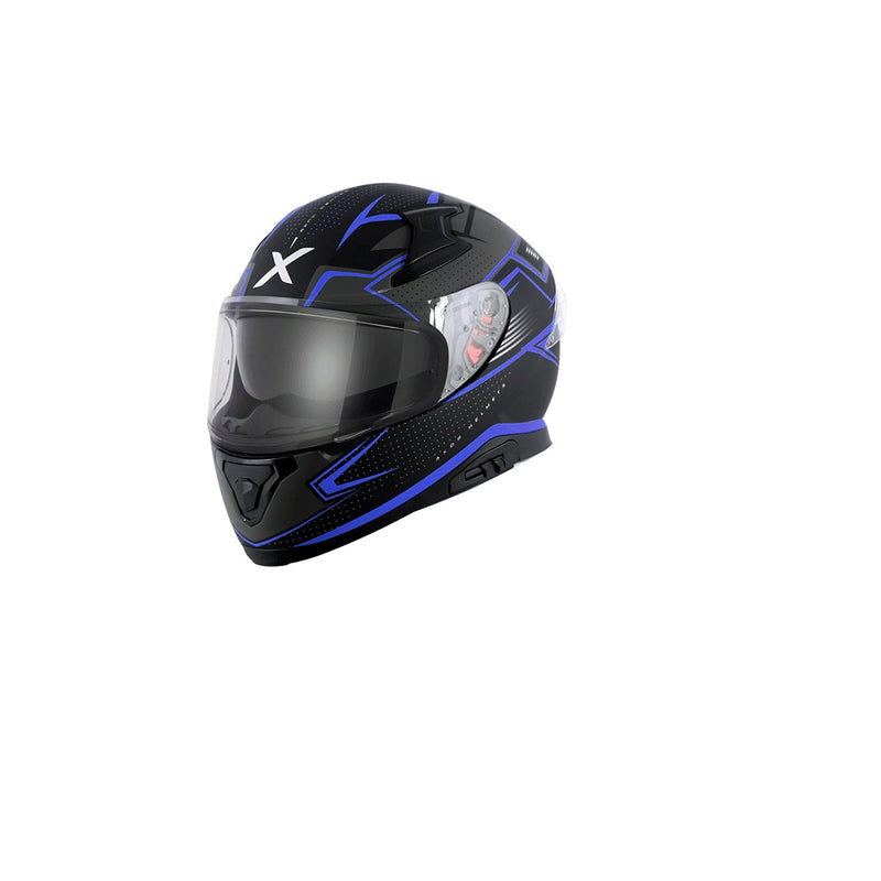 Apex Grid D/V - Dull Black Blue