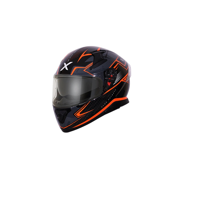 Apex Grid D/V - Black Orange