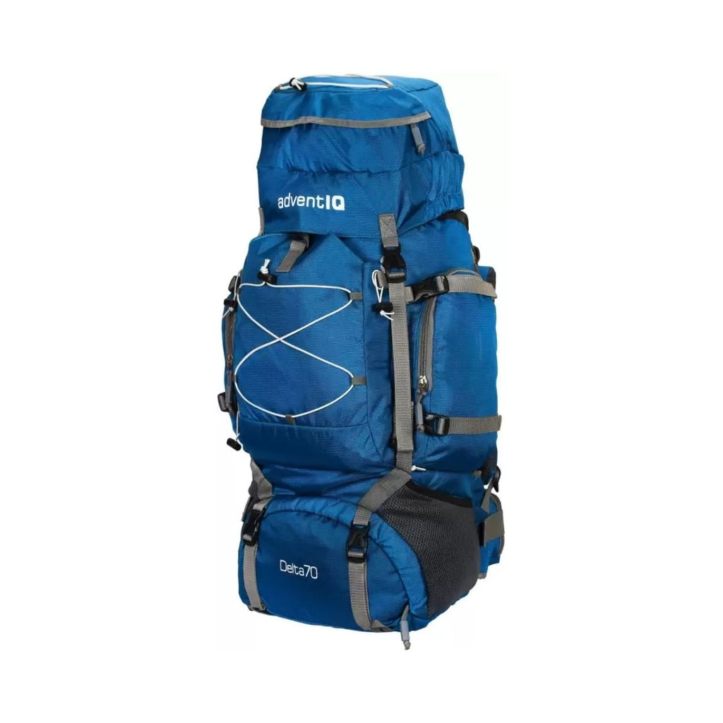 Delta Rucksack With Rain Cover - 70L