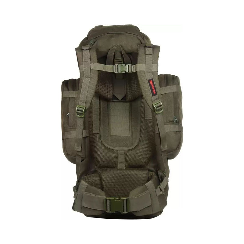 Colonel Rucksack + Detachable Daypack With Rain Cover - 85L