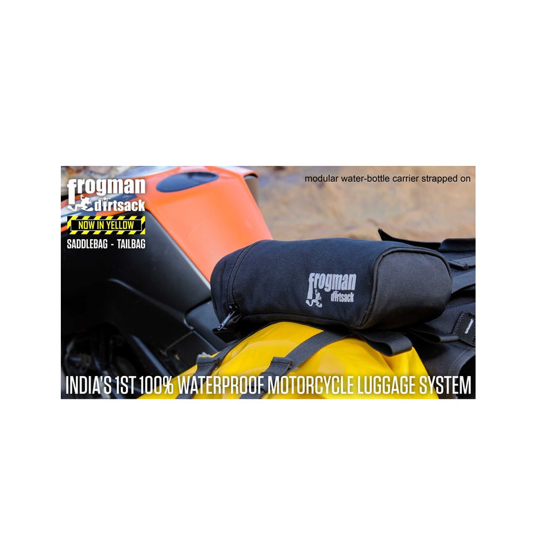 Frogman Waterproof Saddlebag
