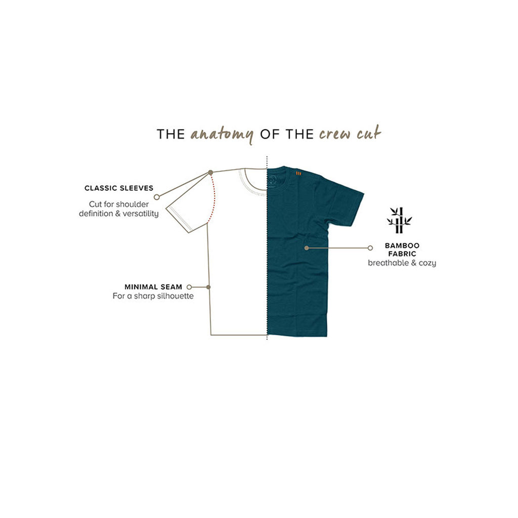 The Men's Crew Cut Tee