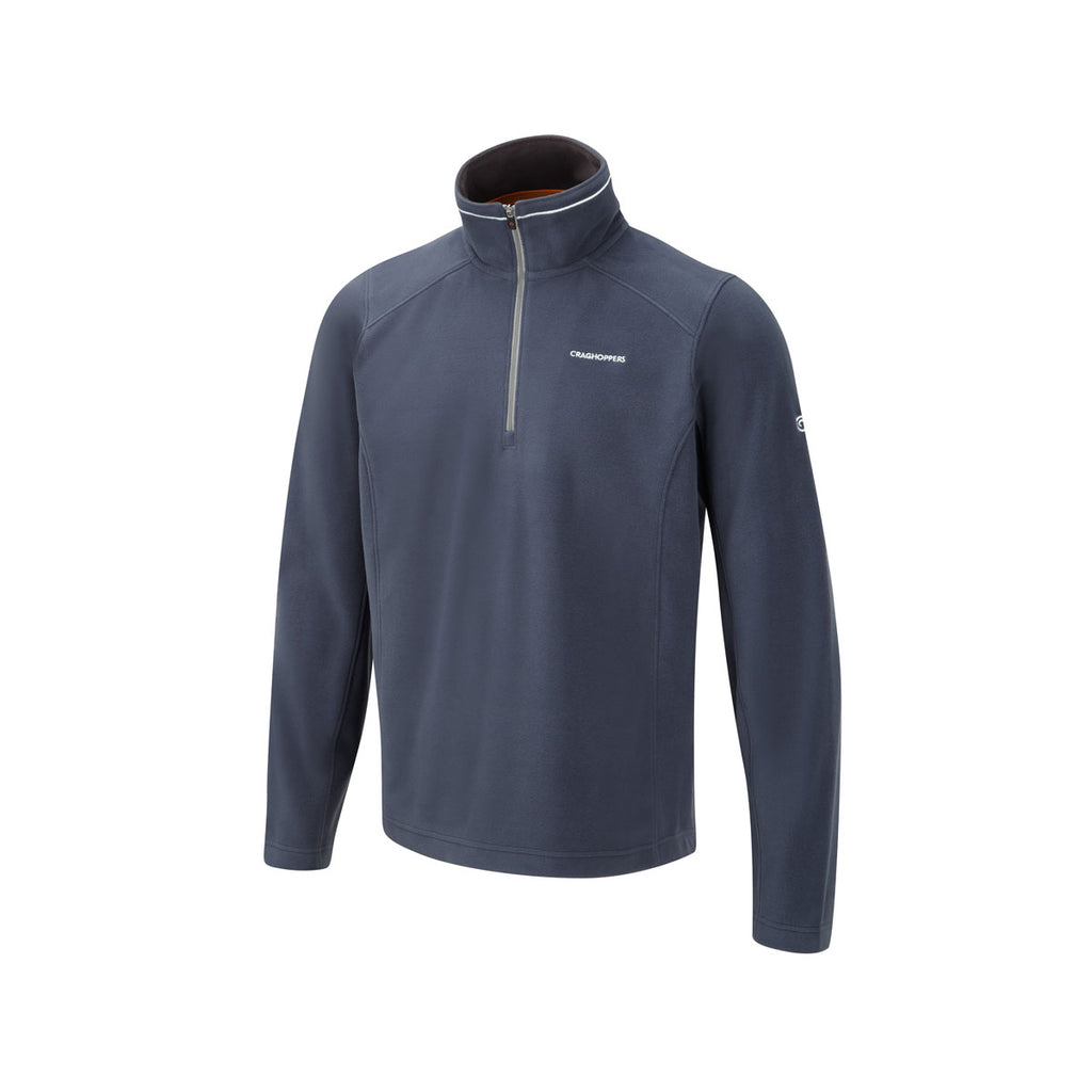 Corey III Half Zip Fleece Jacket - Windsor Blue