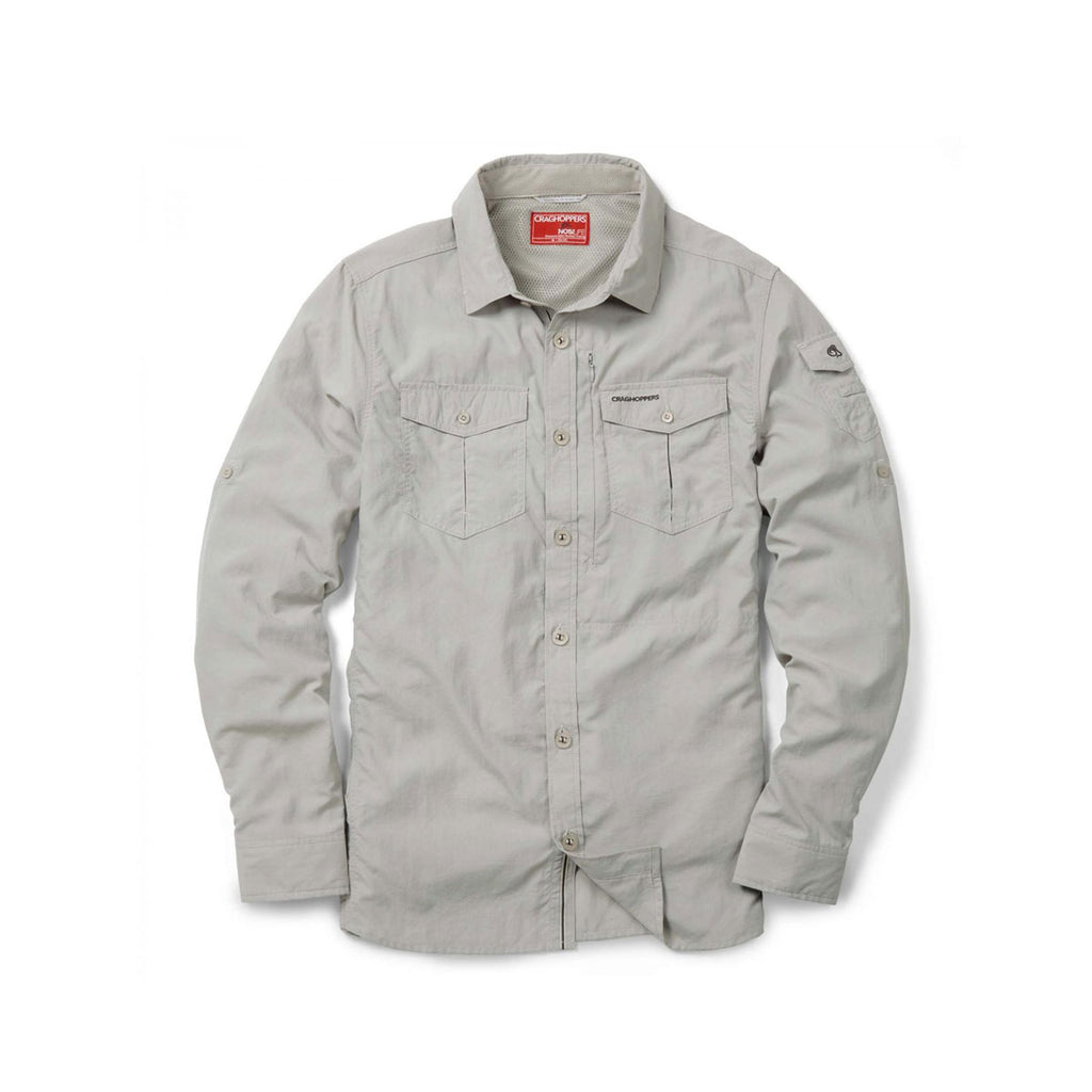 Nosilife Adventure LS Shirt Beige