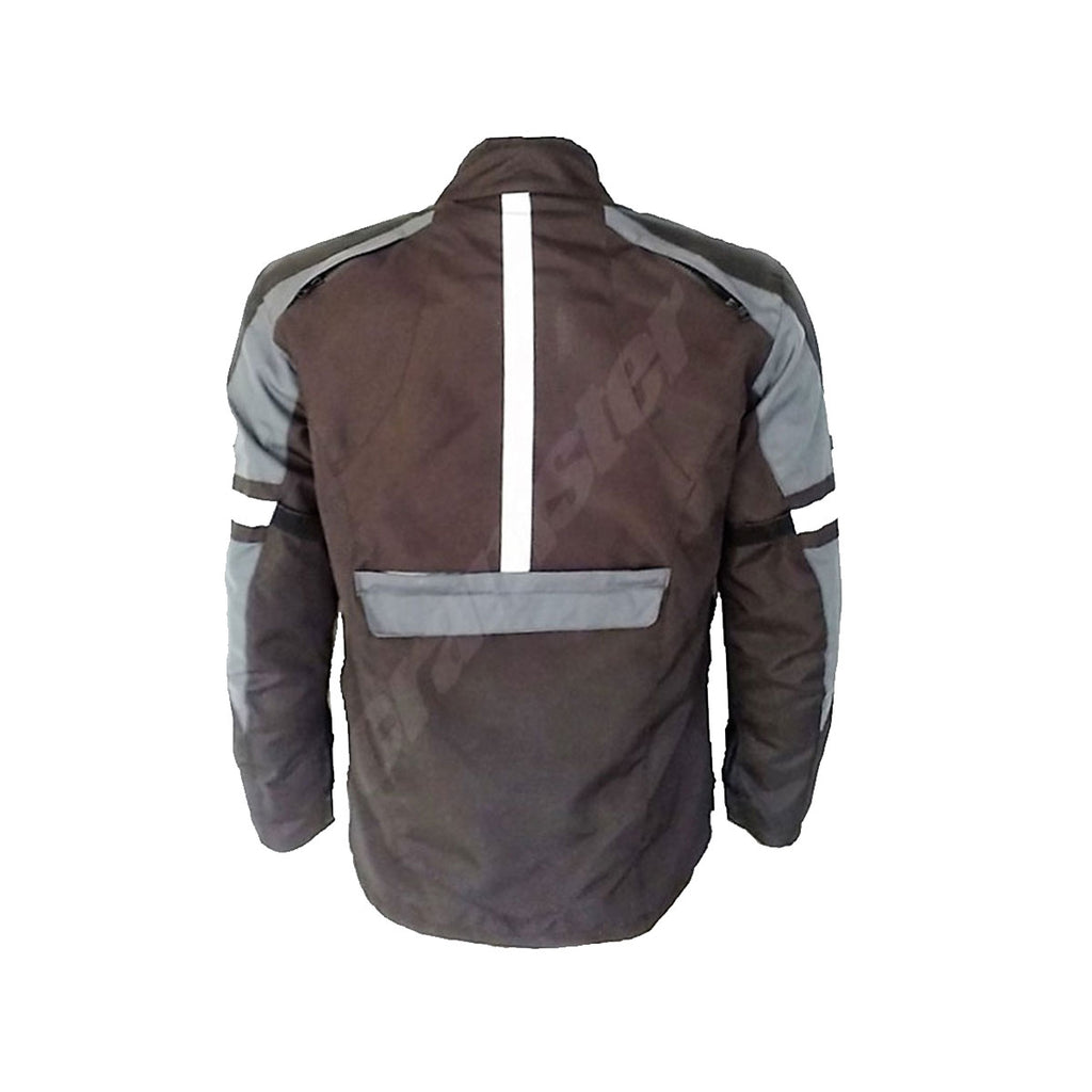 Outback – Enduro Touring Jacket - Black/Grey