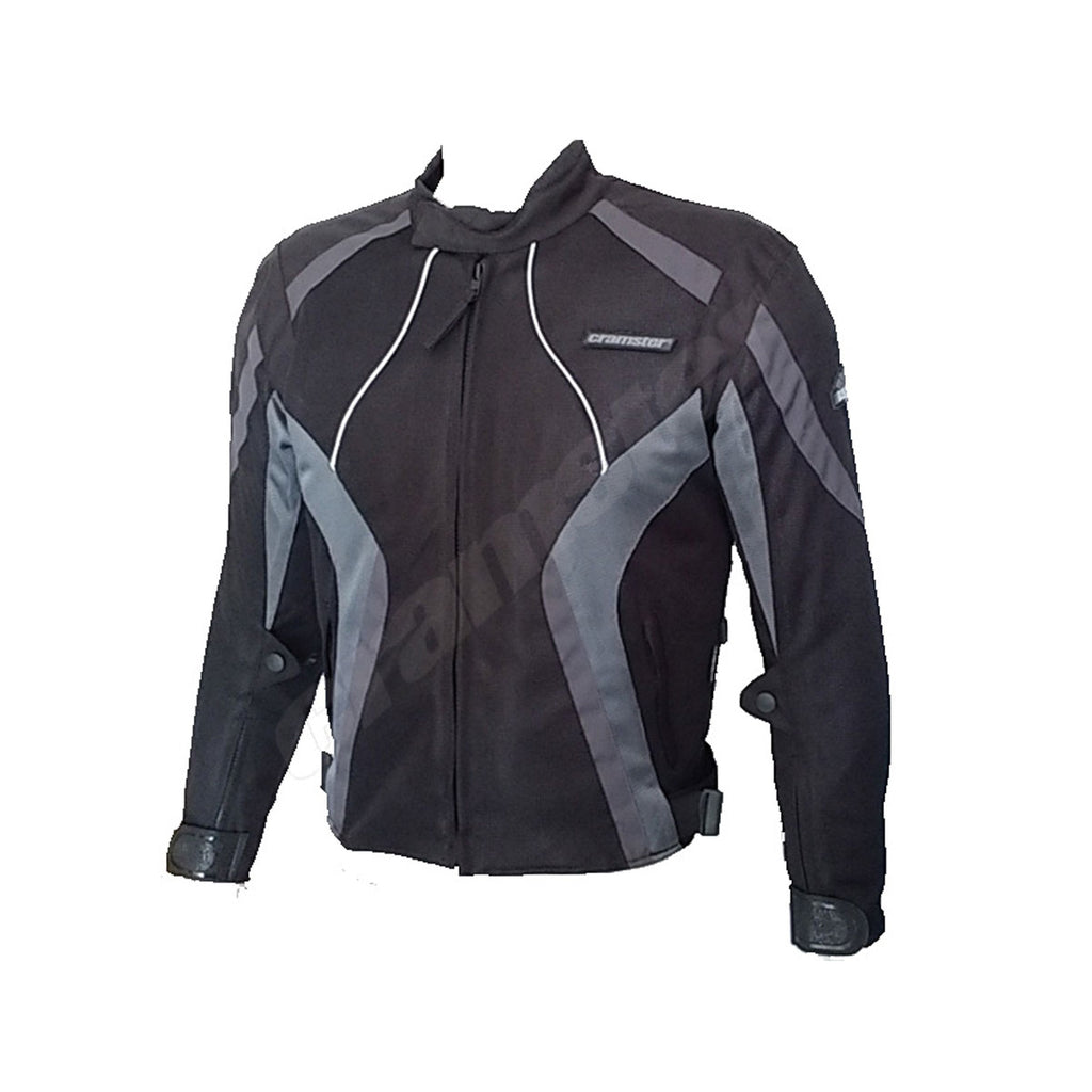 Breezer 4S - (3 IN 1) - Mesh Riding Jacket - Anthracite