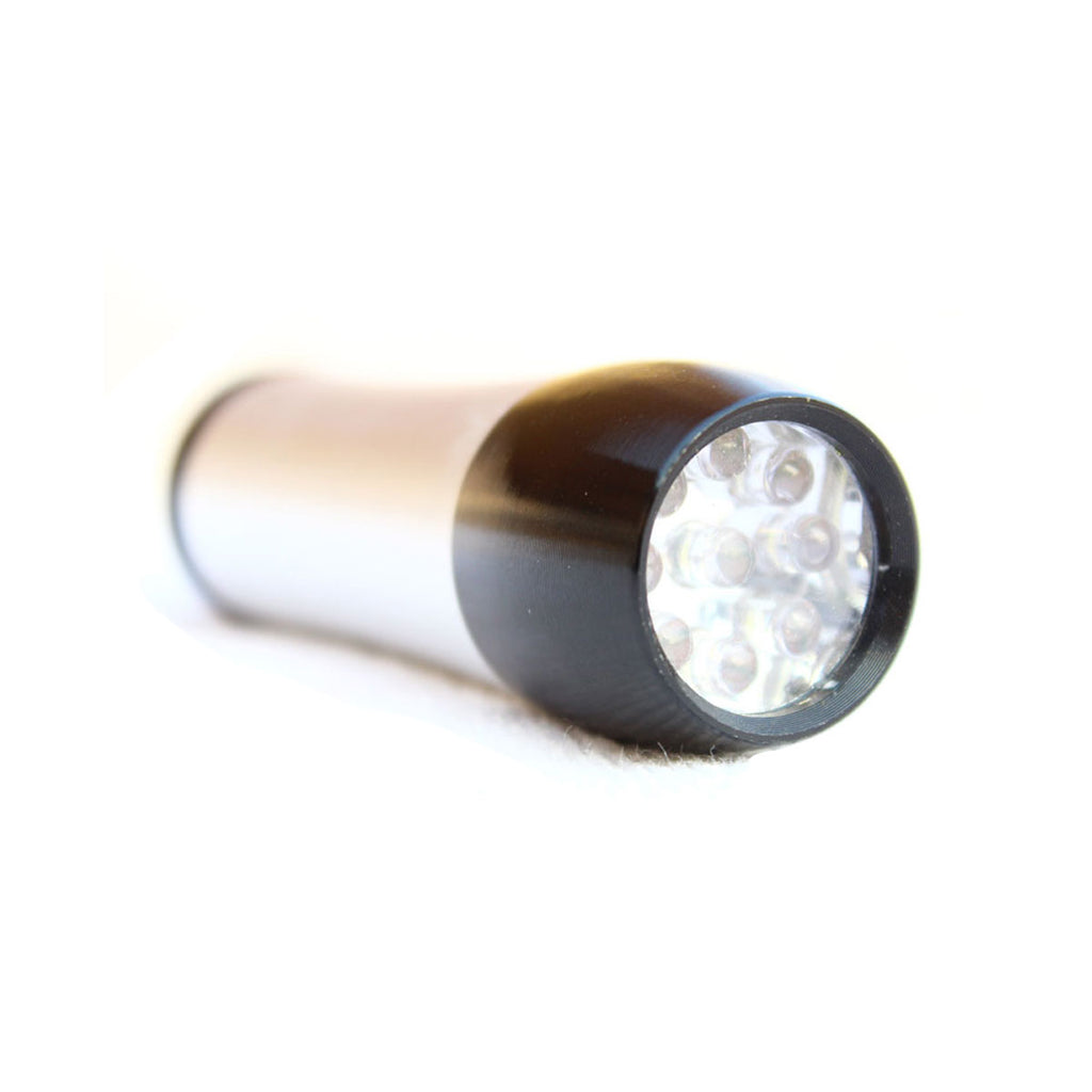 Torpedo LED Torch - Black
