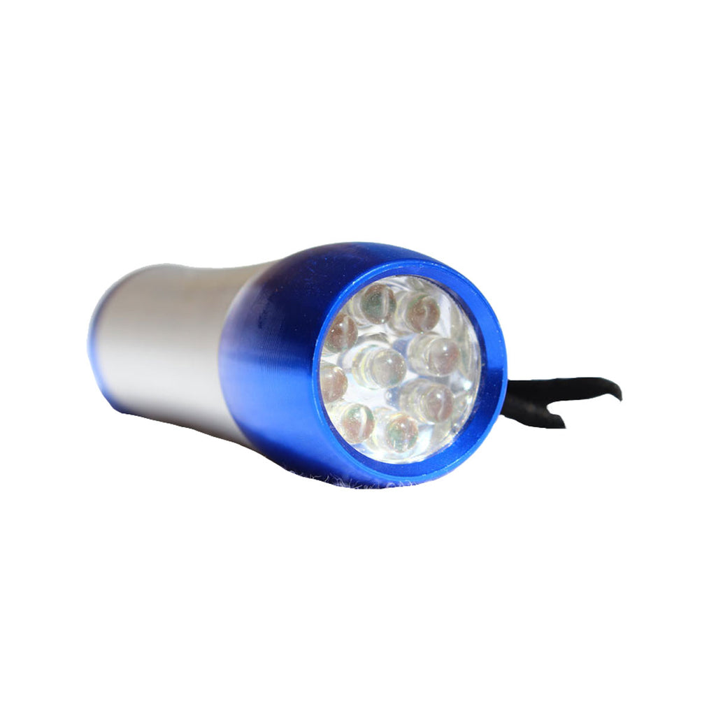 Torpedo LED Torch - Blue