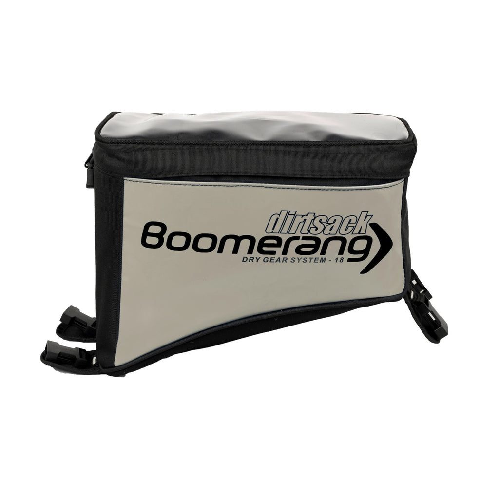 Boomerang Tankbag - Grey (All-weather)