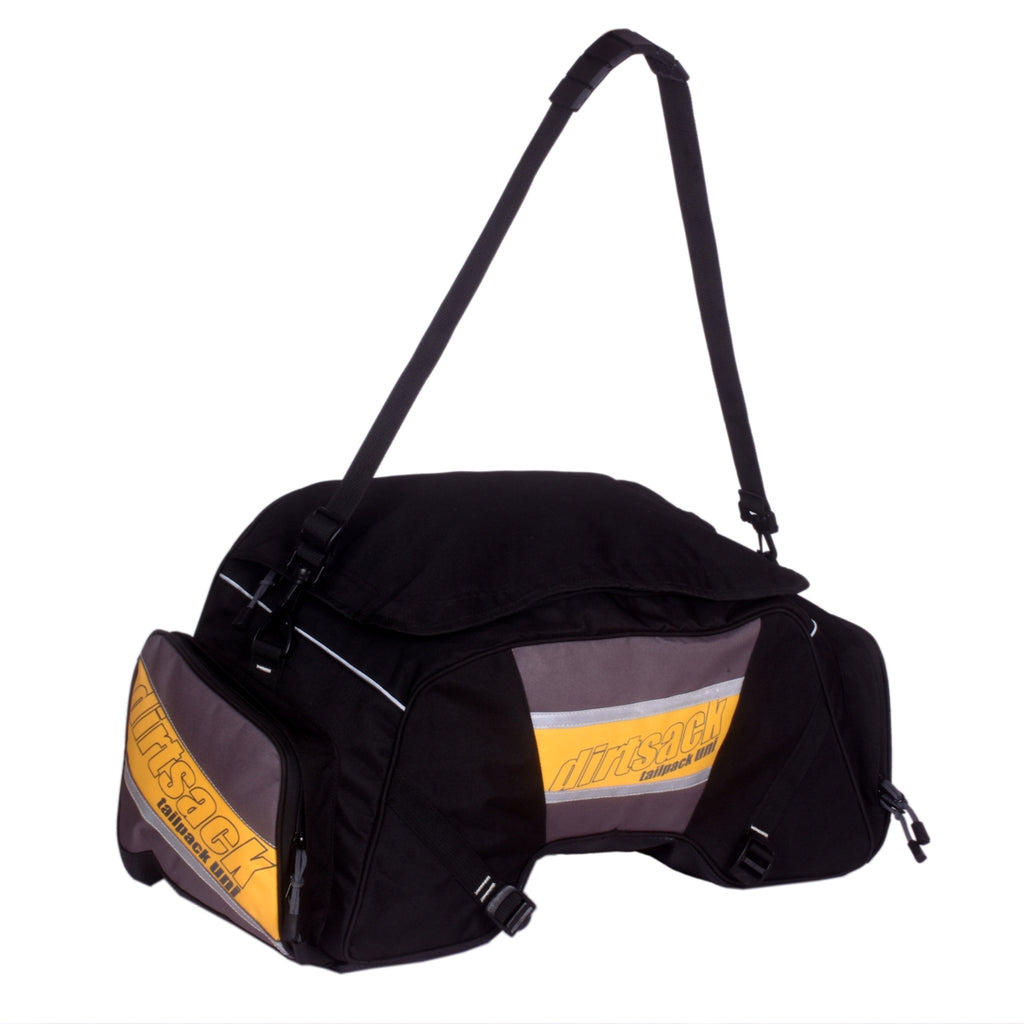 Tailpack Uni - Yellow + Grey