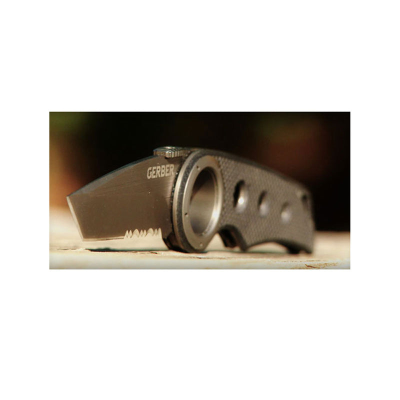 Remix Tanto – Serrated – Clip Folder – Tactical
