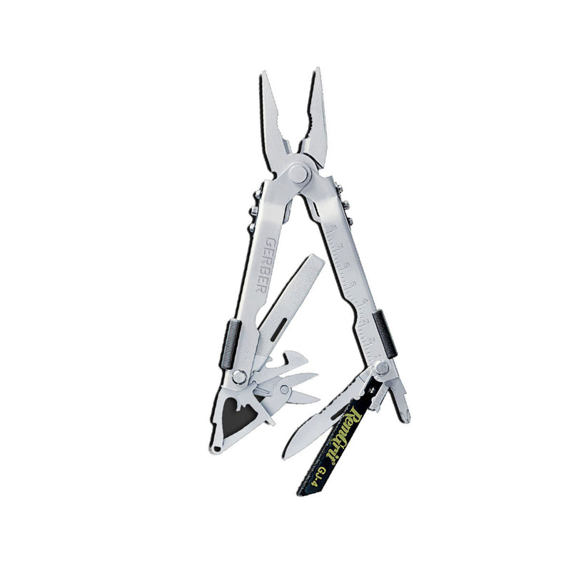Multi-Plier 600 - Pro Scout Needlenose Stainless - Sheath – Industrial