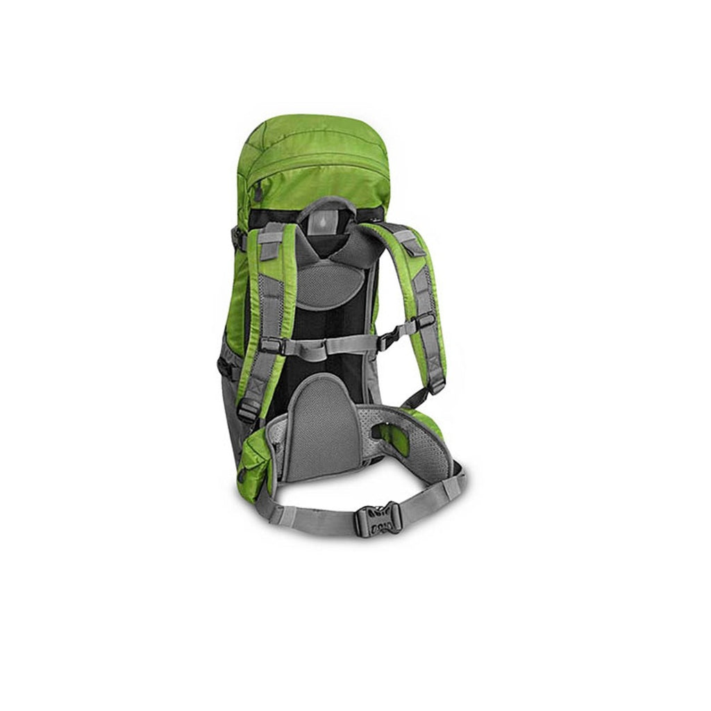 Raptor II 45L Backpack - Green+Dark Grey