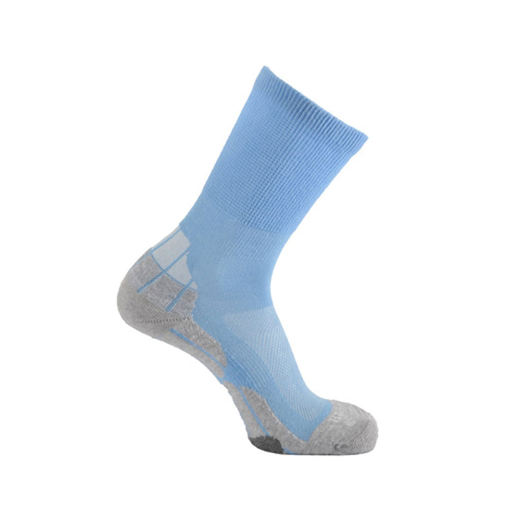 Coolmax® Hiker (Technical Socks) - Sky/Grey/Cream