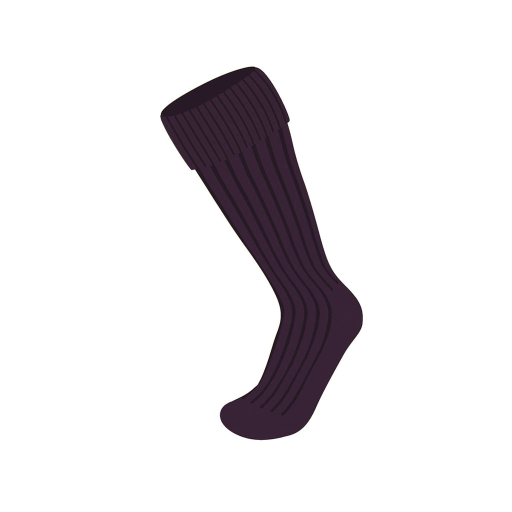 Country TOT Socks - Purple