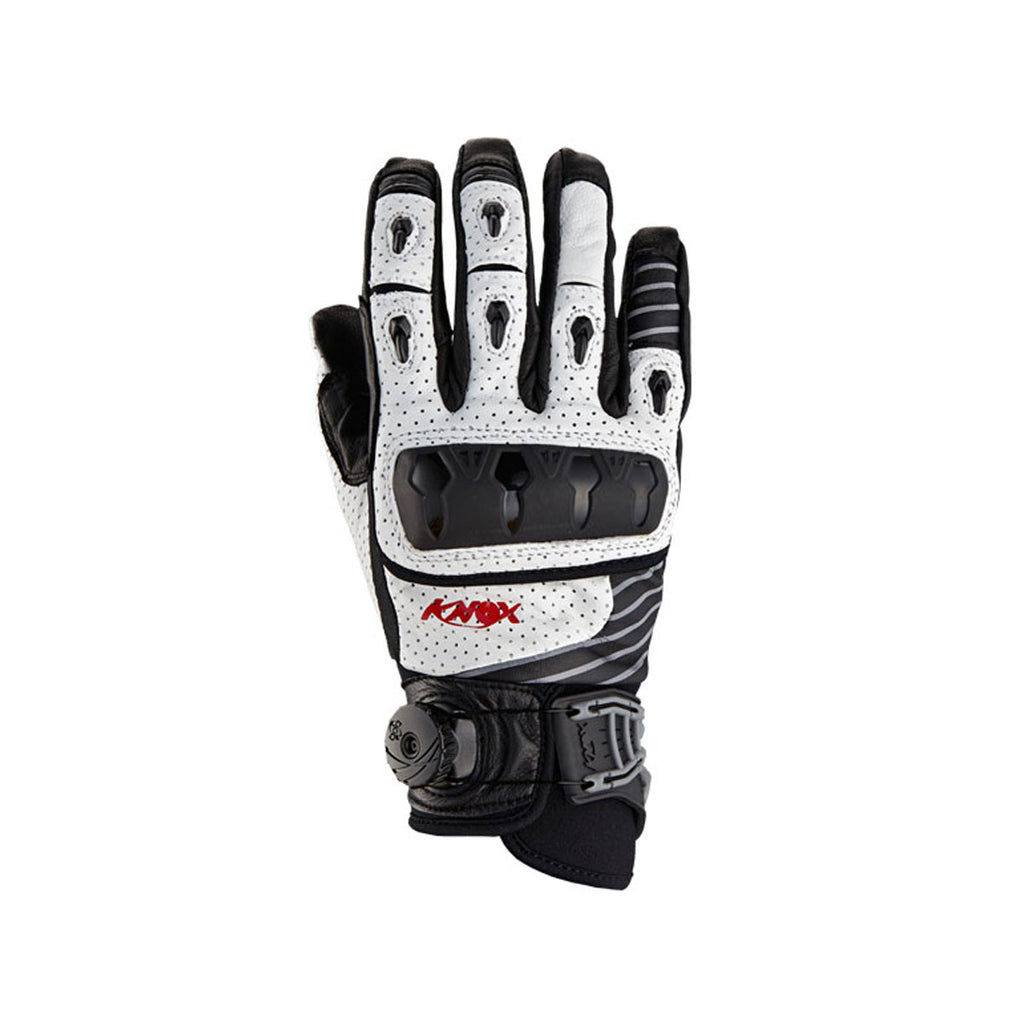 Orsa Leather Motorbike Gloves