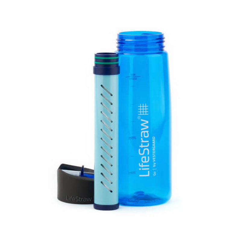 Go Portable Water Purifier Water Bottle