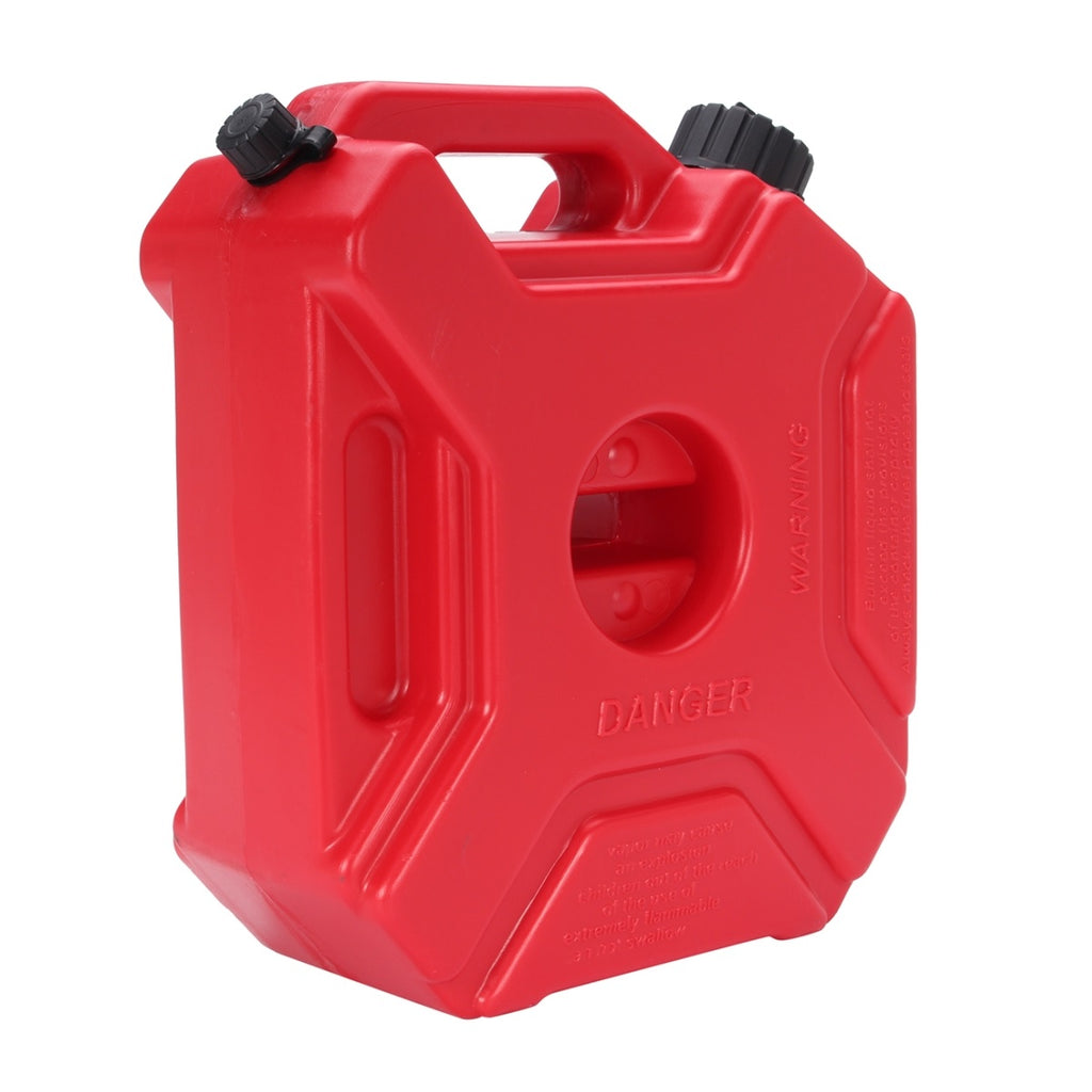 Fuel Jerry Can for Motorbikes / SUVs / ATVs - 5 Litres