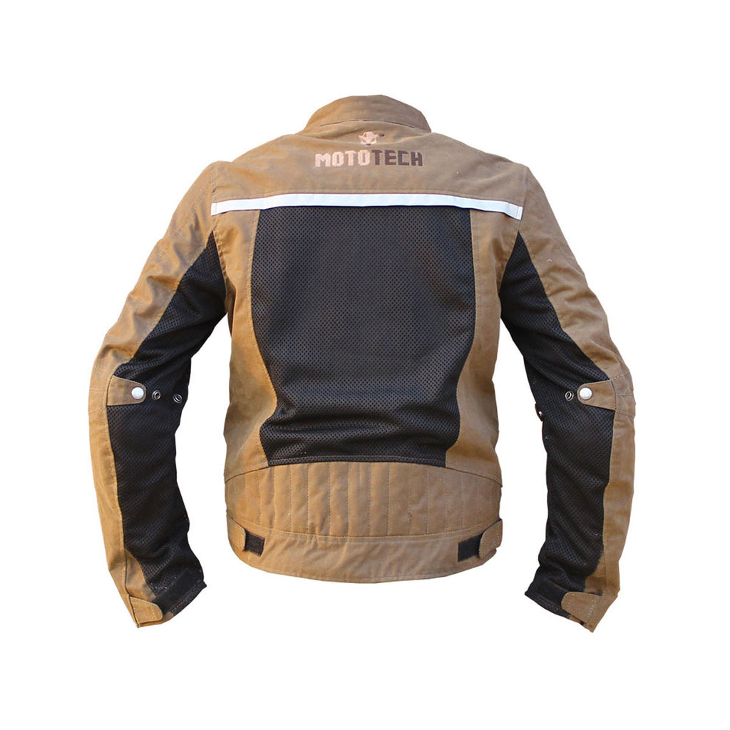 Contour Air Riding Jacket - Sandstone